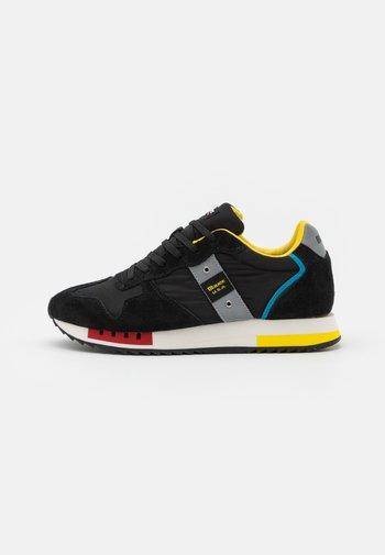 QUEEN - Sneakersy niskie - fantasy/black