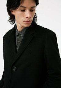 HUGO - MALTE - Classic coat - black - 5
