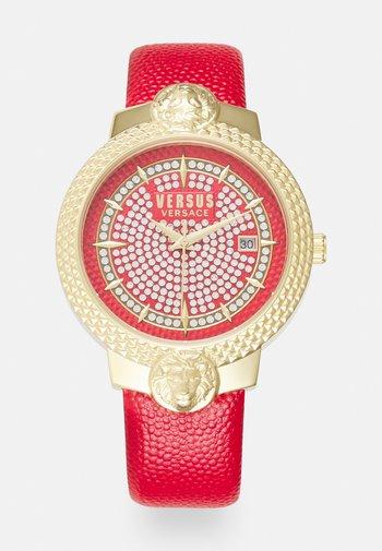 MOUFFETARD - Watch - red