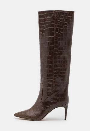 BICKLEY - Botas - brown