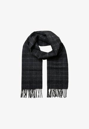 Bufanda - dark grey melange