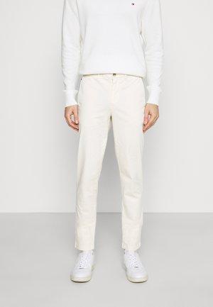 BLEECKER FLEX - Pantaloni - ivory