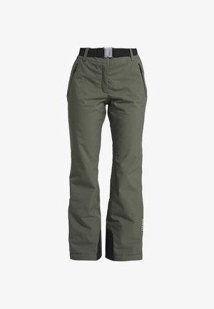 Snow pants - jungle
