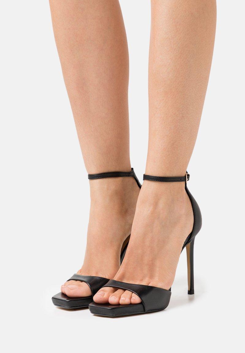 ALDO - Sandals - black