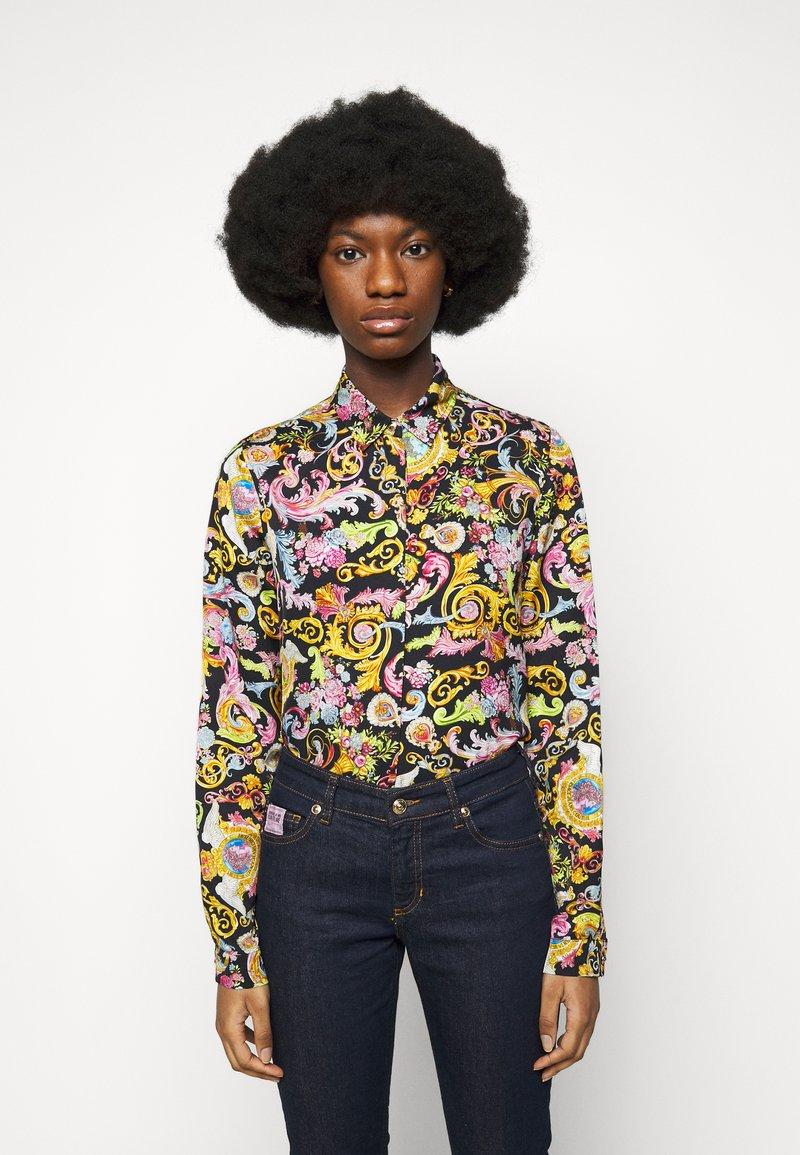 Versace Jeans Couture - LADY SHIRT - Blouse - black
