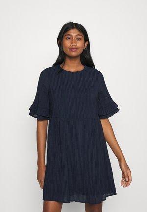 VMHAJIJA 2/4 SHORT DRESS - Korte jurk - navy blazer