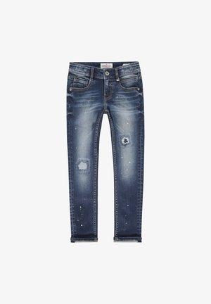 AMINTORE - Jeans Skinny Fit - blue vintage