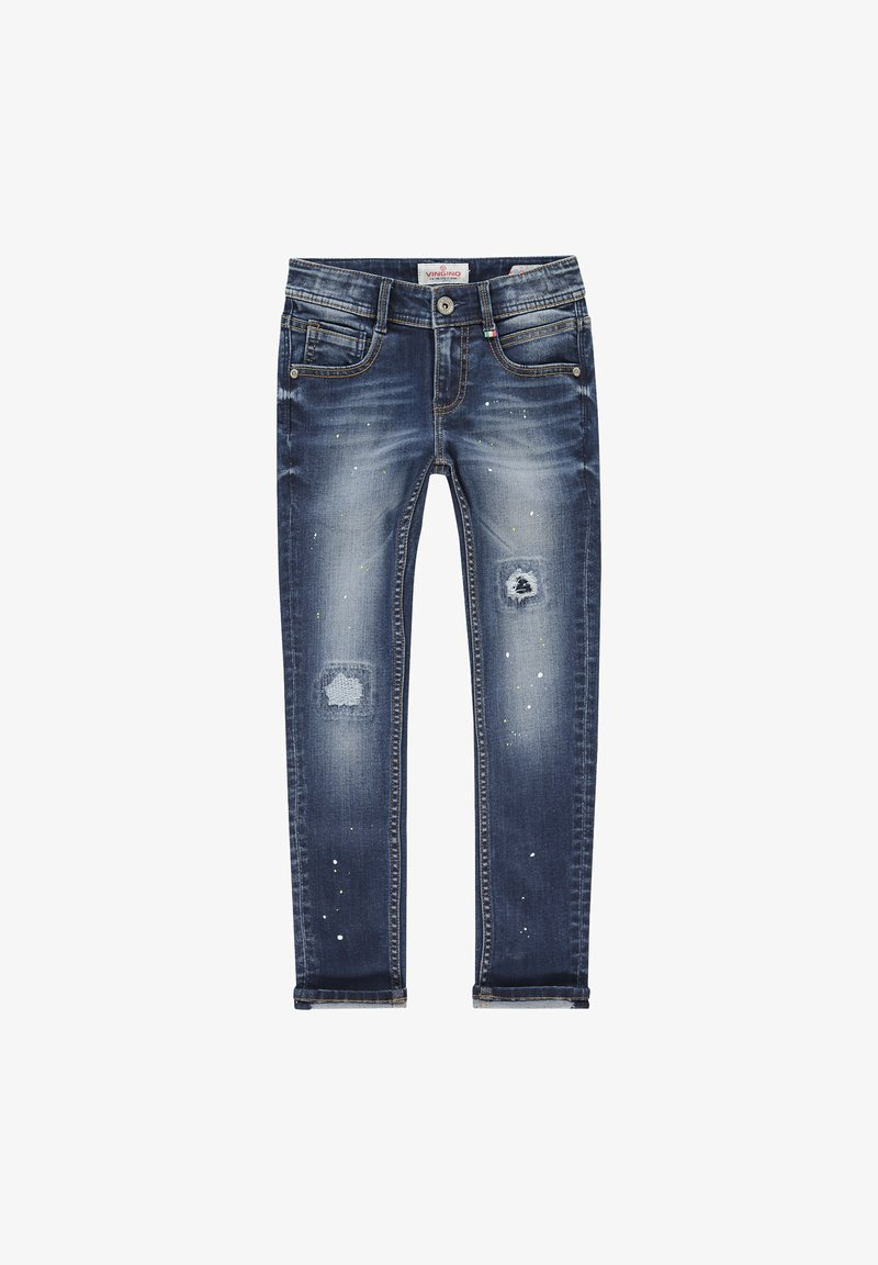 Vingino - AMINTORE - Jeans Skinny Fit - blue vintage