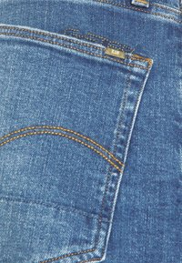 G-Star - 3301 STRAIGHT TAPERED - Straight leg jeans - authentic faded blue - 6