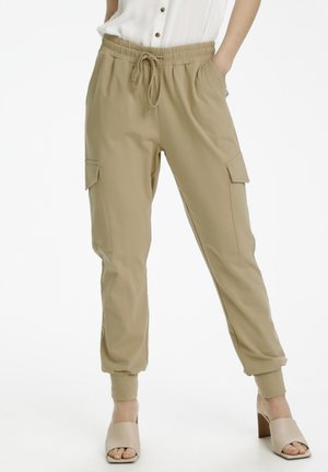 Cargo trousers - classic sand
