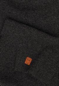 Knowledge Cotton Apparel - SCARF - Sjaal - dark grey - 3