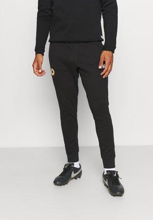 AS ROMA TRAVEL PANT - Club wear - black