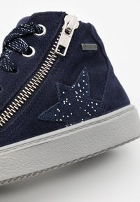 Superfit - HEAVEN - Sneakersy wysokie - blau - 5