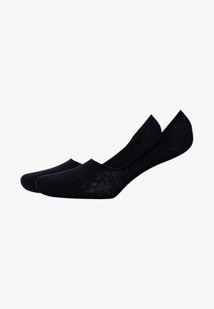 2 PACK - Trainer socks - black