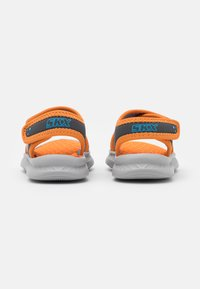 Skechers - C-FLEX 2.0 - Badslippers - charcoal/orange - 2