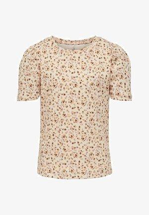 T-shirt print - pumice stone