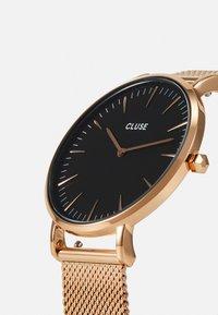 Cluse - BOHO CHIC - Zegarek - rose gold-coloured/black - 4
