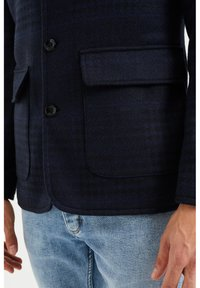WE Fashion - Blazer jacket - dark blue - 3