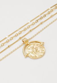 Pieces - PCMISSIMA COMBI NECKLACE - Necklace - gold-coloured - 2