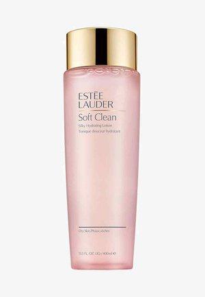 SOFT CLEAN SILK HYDRATING LOTION - Idratante - -