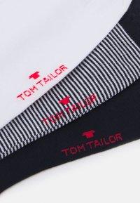 TOM TAILOR - SNEAKER SOCKS 6 PACK - Socks - dark blue - 1