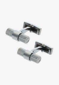 DAVIDOFF - Cufflinks - gun metal - 0