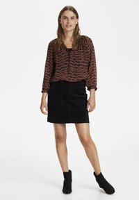 Part Two - A-line skirt - black - 1
