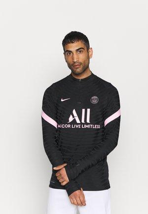 PARIS ST GERMAIN ELITE AWAY - Long sleeved top - black/arctic punch