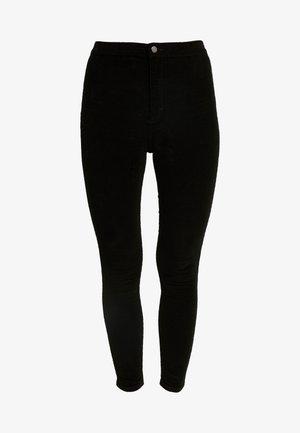 JAMIE - Trousers - black