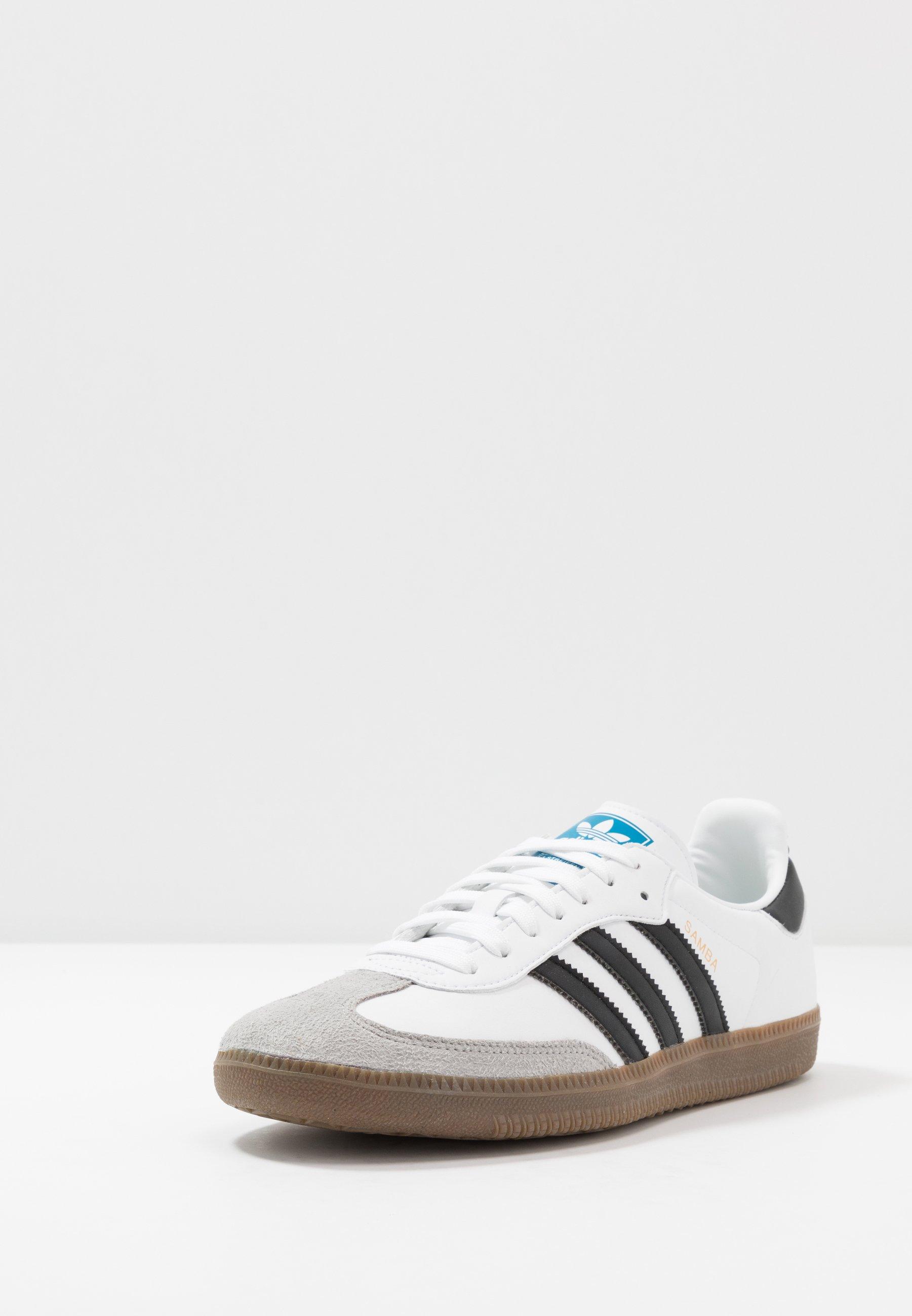 SAMBA VEGAN Sneakers footwear whitecore black