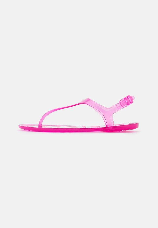 EMMA FLAT - Teensandalen - bright pink