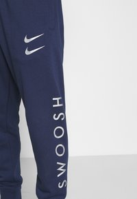 Nike Sportswear - PANT - Tracksuit bottoms - midnight navy/silver - 4
