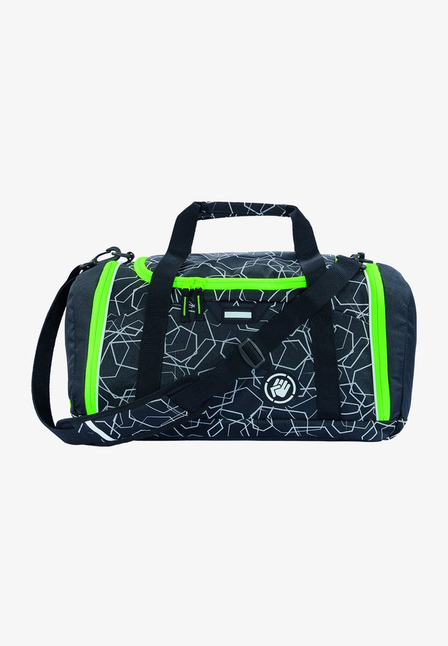 SPORTERPORTER - Sports bag - laserreflect solar green