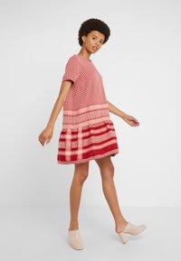 CECILIE copenhagen - DRESS - Day dress - raspberry - 0