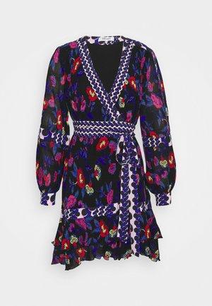 SOL DRESS - Day dress - medium black