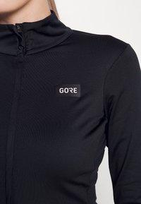 Gore Wear - GORE® WEAR PROGRESS THERMO WOMENS - Training jacket - black - 4