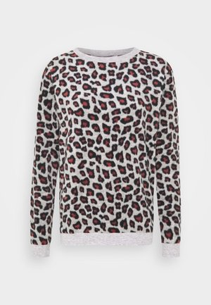 LEOPARD - Pyjama top - grey
