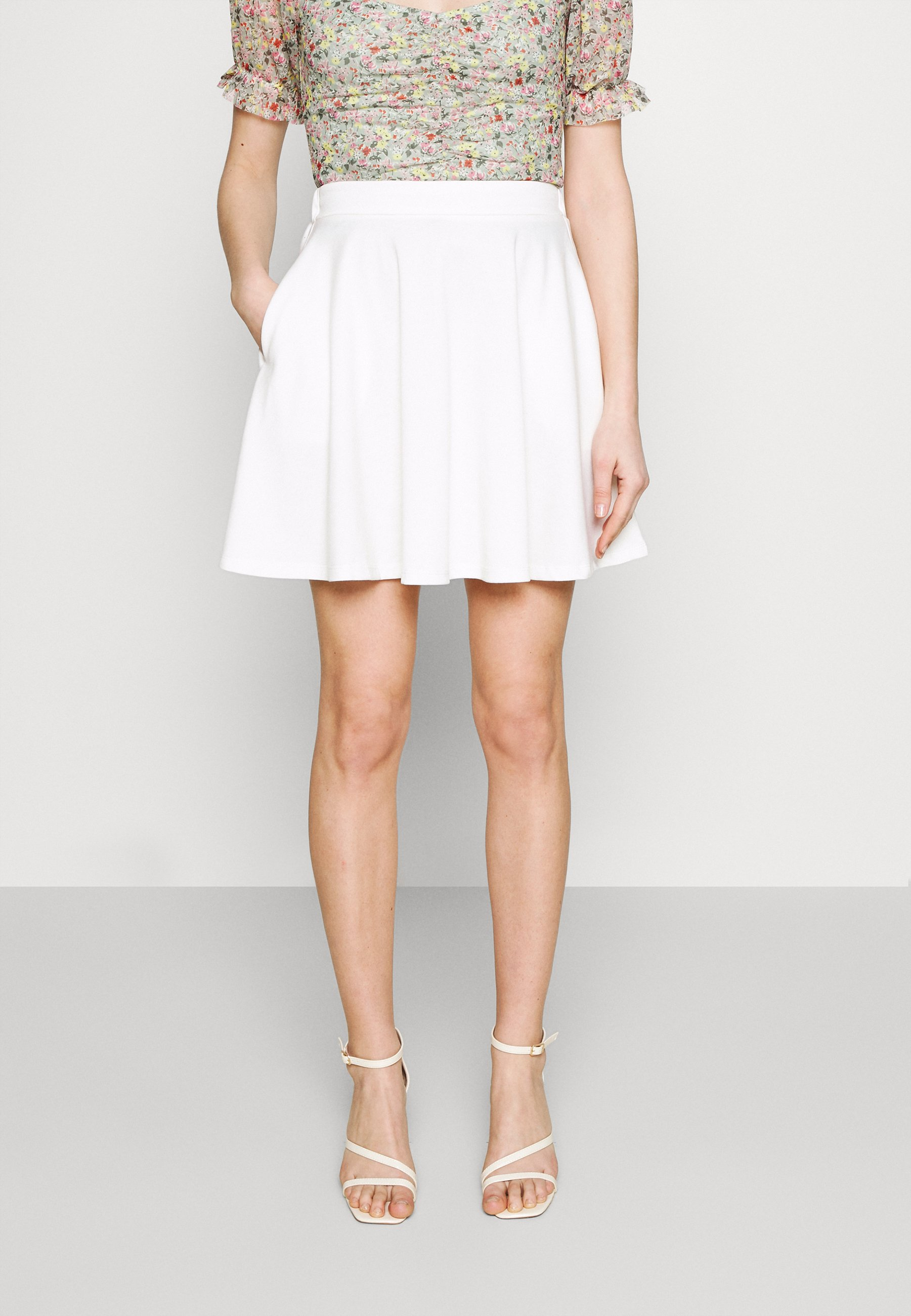 Femme VITINNY FLARED SKIRT - Minijupe
