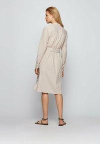 BOSS - DAMONA - Day dress - beige - 2