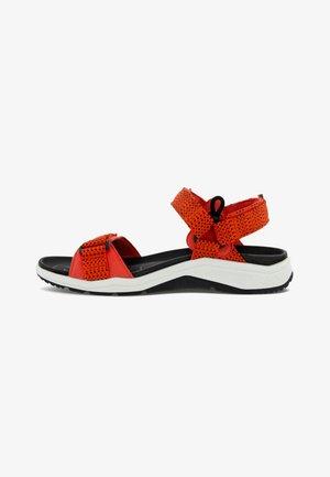 X-TRINSIC - Walking sandals - fire