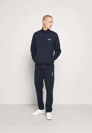 JCOSTAR POLY  TRACKSUIT  SET - Sweatshirt - navy blazer