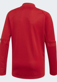 adidas Performance - CONDIVO 20 TRAINING TOP - Long sleeved top - red