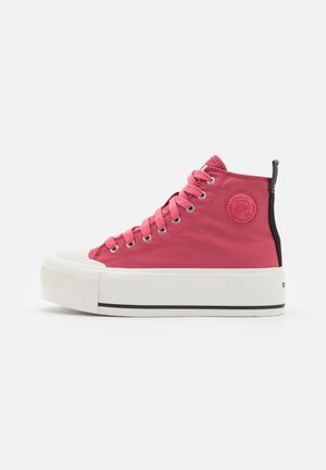 S-ASTICO MC WEDGE - High-top trainers - pink