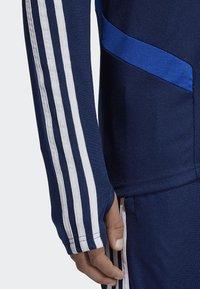 adidas Performance - TIRO 19 TRAINING TOP - Bluza - blue - 5