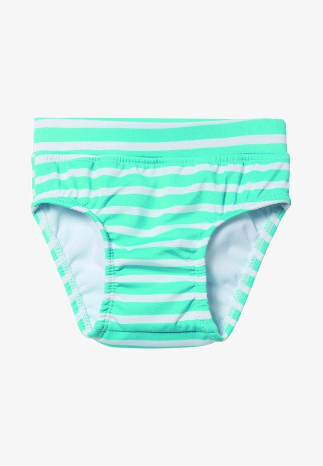 SCHWIMMWINDEL BABY - Slip de bain - scuba blue