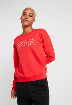 LARA - Sweatshirt - true red