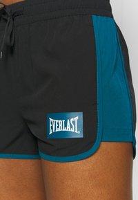 Everlast - BOXING SHORT - Sportovní kraťasy - black - 4