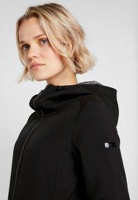 Regatta - ADELPHIA - Softshellová bunda - black - 3