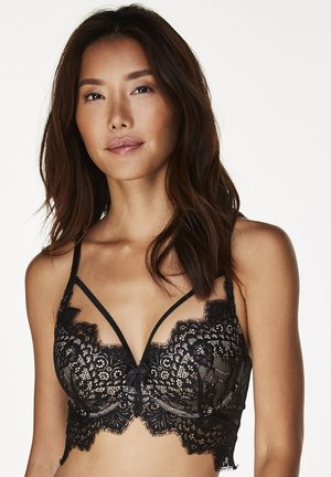 MARILEE - Underwired bra - black