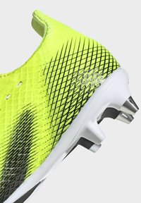 adidas Performance - X GHOSTED.3 SG FUTBALLSCHUH - Moulded stud football boots - yellow - 9